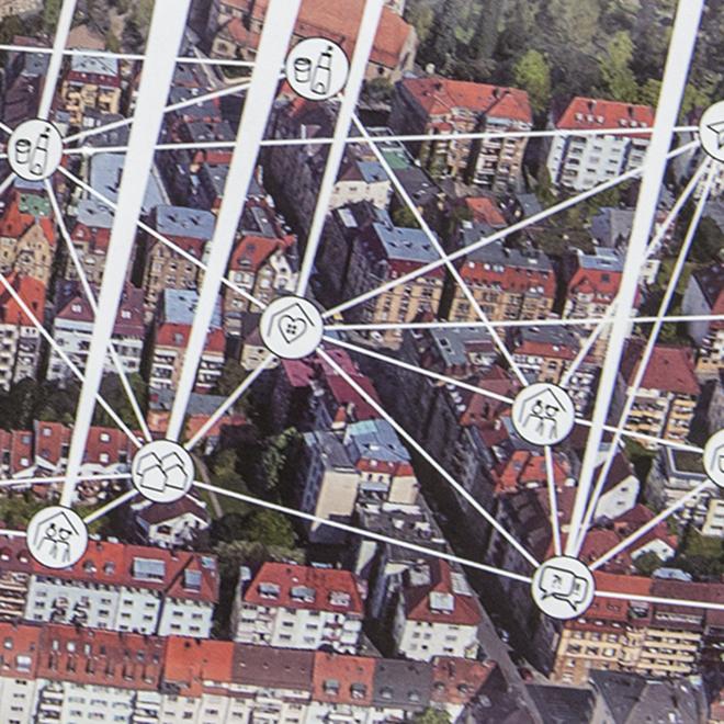 Quartiersentwicklung Diakonie Stetten Detail