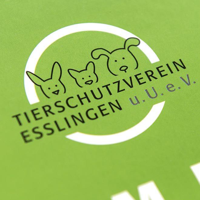 Erscheinungsbild Tierschutzverein Esslingen